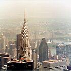Chrysler Building by Tom Gomez