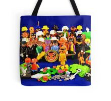 Pepper Playmobil Style Tote Bag