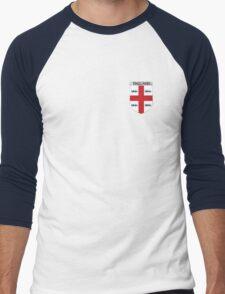 ENGLAND EMBLEM Men's Baseball ¾ T-Shirt