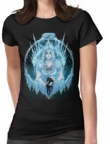 The Ice Queen (full) Womens Fitted T-Shirt