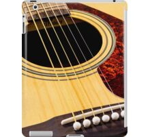 Acoustic iPad Case/Skin