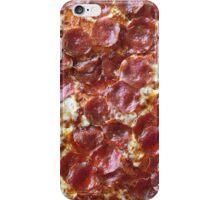 Pepperoni Pizza Print iPhone Case/Skin