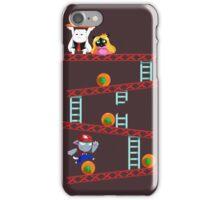Carrot Kong iPhone Case/Skin
