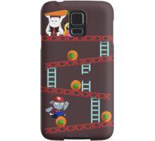 Carrot Kong Samsung Galaxy Case/Skin