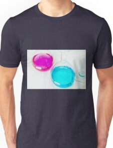 Chemical flasks in Industrial Chemistry Laboratory Unisex T-Shirt