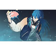 Dramatical Murder: Jerry Blaine Sly Blue Photographic Print