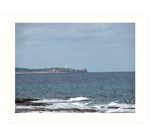 Split Point Lighthouse - Aireys Inlet Art Print