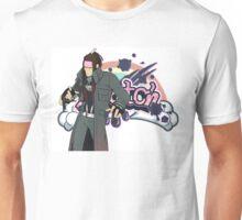 Dramatical Murder: Mink and Scratch Unisex T-Shirt