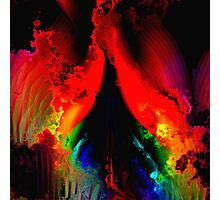 The Rainbow Way Photographic Print