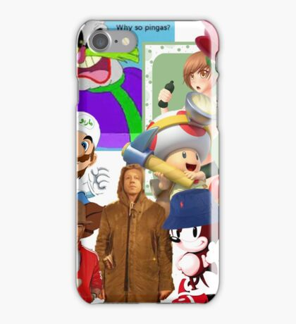 2014: A Year in Review iPhone Case/Skin