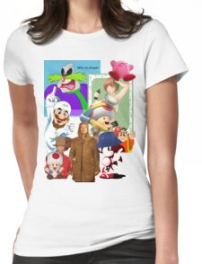 2014: A Year in Review Womens Fitted T-Shirt