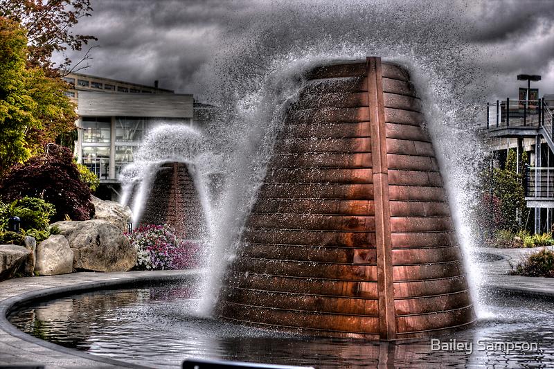 Fountain by Bailey Sampson