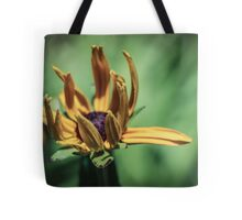 Flailing Flower Tote Bag