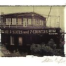S.S. Grand View Hotel/Ship of the Alleghenies by Steven Godfrey
