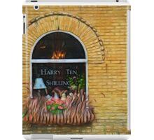 Harry Ten Schilling iPad Case/Skin