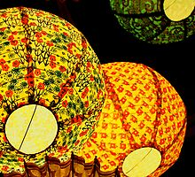 Luscious Lanterns  by Jabelico