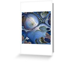 Martian Winter 7 Greeting Card