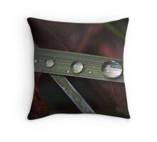 Alien Roadway Throw Pillow