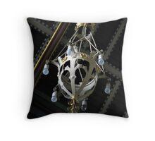 Chapel light Throw Pillow