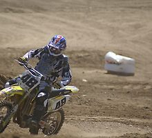 Loretta Lynn's SW Area Qualifier - Rider #48 Into the turn Competitive Ede MX - Hesperia, CA, (162 Views as of May 9, 2011) by leih2008