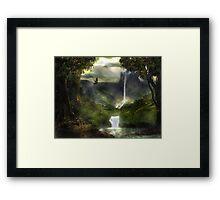 Mystic Falls Framed Print