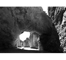 Natural Bridge, Death Valley Photographic Print