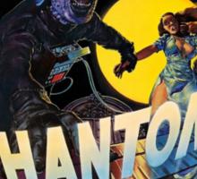 Phantom Of The Paradise 1974 Poster Artwork  Sticker