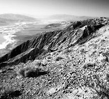 Dante's View, Death Valley by Benjamin Padgett