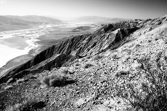 Dante's View, Death Valley by Benjamin Padgett