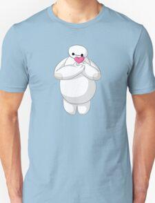 Baymax - Heart T-Shirt