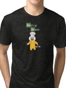 Baking Bread Tri-blend T-Shirt