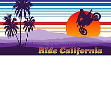Ride California by GrumpyDog