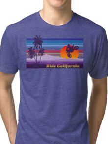 Ride California Tri-blend T-Shirt