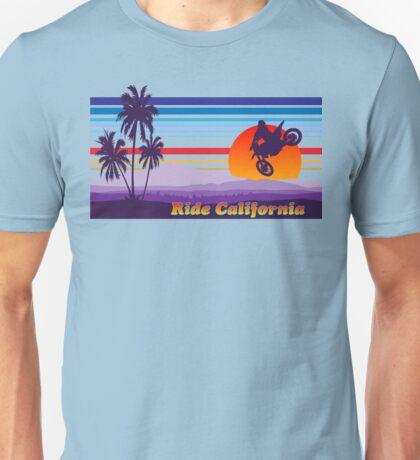 Ride California Unisex T-Shirt