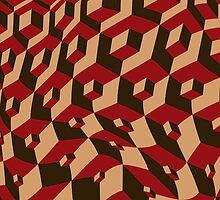 Escher Warped! by fatfatin
