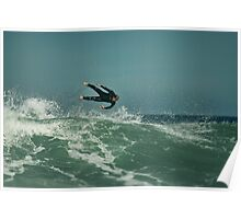Wetsuit Icarus Poster