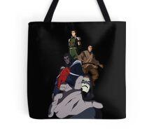 Villians Of Korra Tote Bag