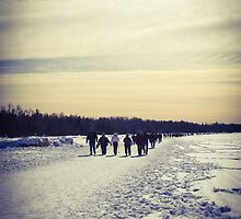 March of the Explorers... by AdventureSetter