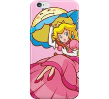Princess Peach! - Floating iPhone Case/Skin