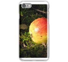 """AN APPLE A DAY...."". iPhone Case/Skin"