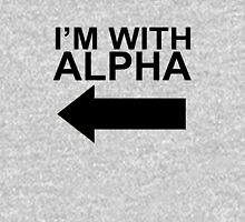I'm With Alpha < Unisex T-Shirt