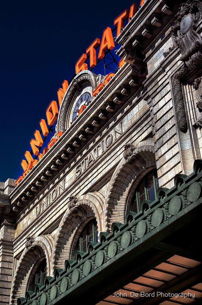 Union Station by John  De Bord Photography