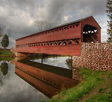 Covered Bridge by Adam Mattel