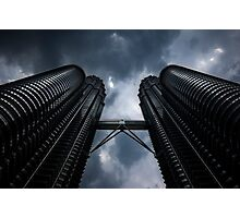 Petronas Twin Towers Photographic Print