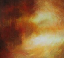 A Moment's Recognition, influenced by Lloyd Rees (and Turner) by Deborah Milligan