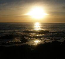 sunset  by lorjoy