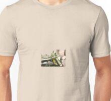 Washing at Buddhist Shrine Unisex T-Shirt