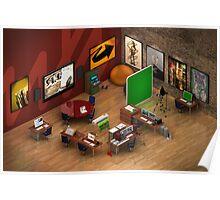 Virtual Studio 2.0 Poster
