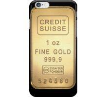 Gold Ingot iPhone / Samsung Galaxy Case iPhone Case/Skin