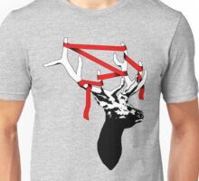 Stag-nant (Red-tape) Unisex T-Shirt